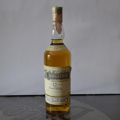 Whisky Cragganmore 12 anni
