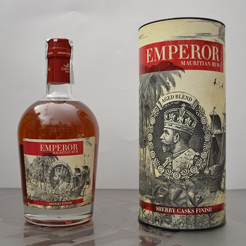 Rum Emperor Sherry Casks Finish