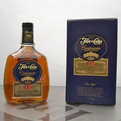 Rum Flor de Caña Centenario