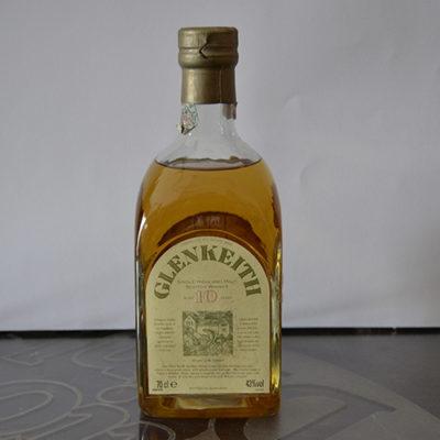 Whisky GlenKeith 10 anni