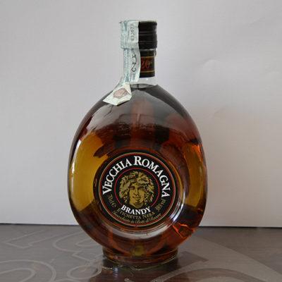 Brandy Vecchia Romagna Classica Etichetta Nera