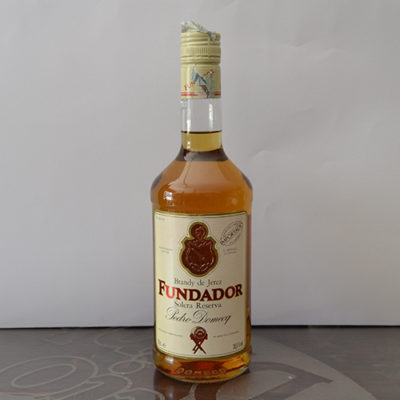 Brandy Fundador Solera Reserva