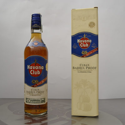 Rum Havana Club Cuban Barrel Proof