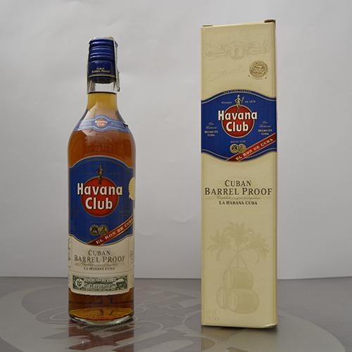 Rum Havana Club Cuban Barrel Proof