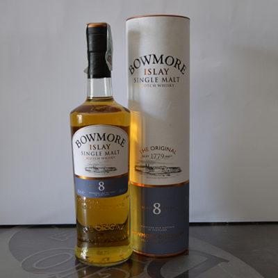 Whisky Bowmore 8 anni
