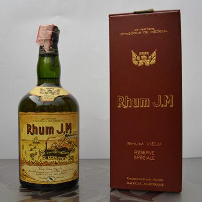 Rum J.M Reserve Speciale