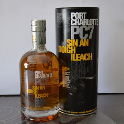 Whisky Port Charlotte PC7