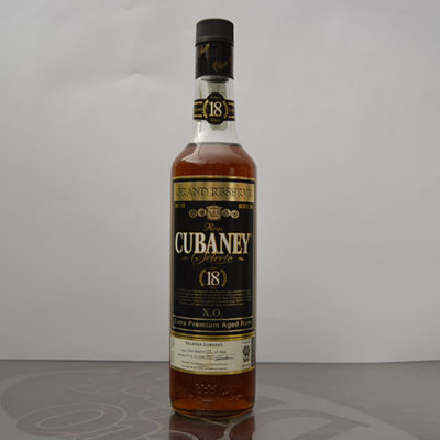 Rum Cubaney Selecto 18 anni