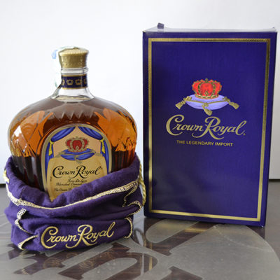 Whisky Crown Royal The Legendary Import