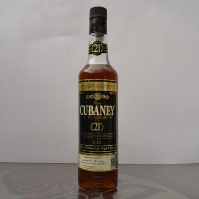 Rum Cubaney 21 anni