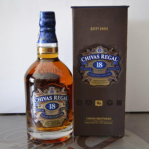 Whisky Chivas Regal 18 anni