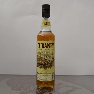 Rum Cubaney Elixir Orangerie 12 Anni