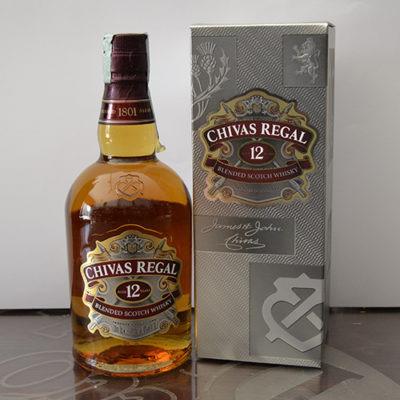 Whisky Chivas Regal 12 anni 70cl