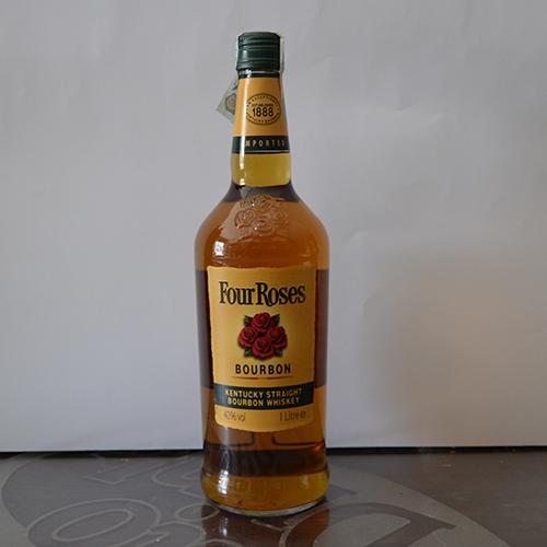 Whisky Four Roses Bourbon 70cl
