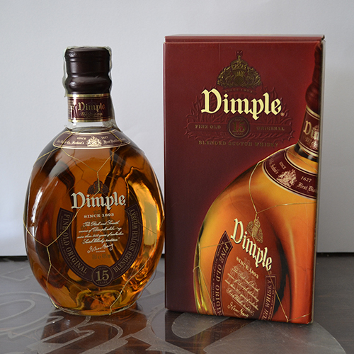Whisky Dimple 15 anni