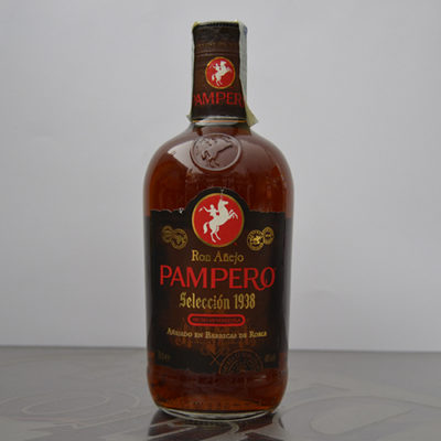 Rum Pampero Selección 1938