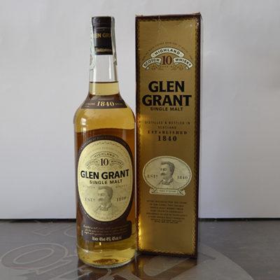 Whisky Glen Grant 10 anni