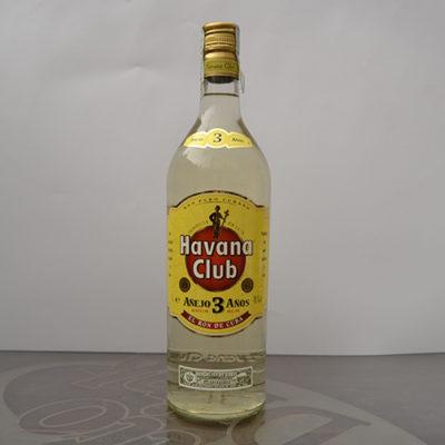 Rum Havana Club Añejo 3 anni