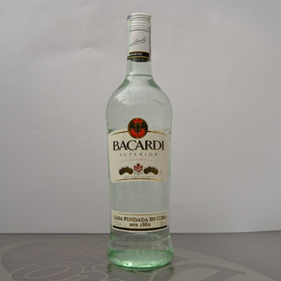 Rum Bacardi Superior Bianco