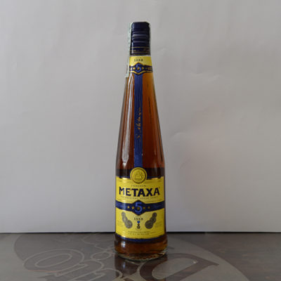 Whisky Metaxa