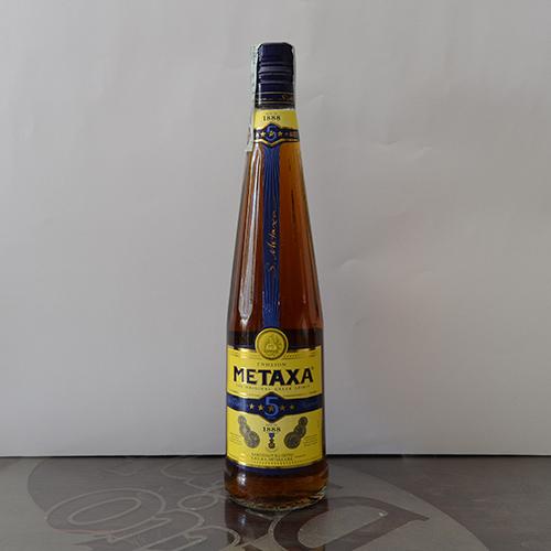 Whisky Metaxa