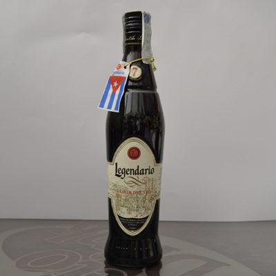Rum Legendario Elixir de Cuba 7 anni