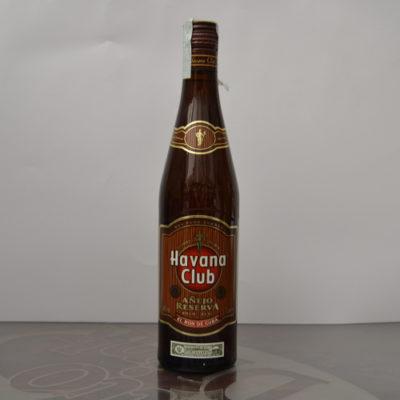 Rum Havana Club Añejo Reserva