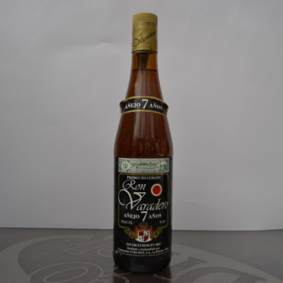 Rum Varadero Añejo 7 anni