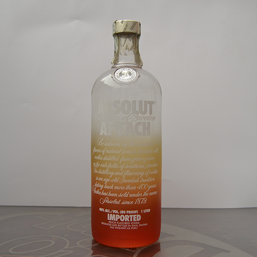 Vodka Absolut Apeach