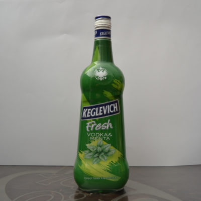 Vodka Keglevich Menta
