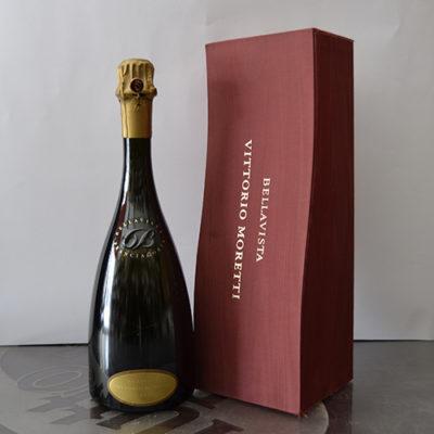 Champagne Bellavista Vittorio Moretti